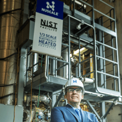 Jose Reyes is co-founder of NuScale Power